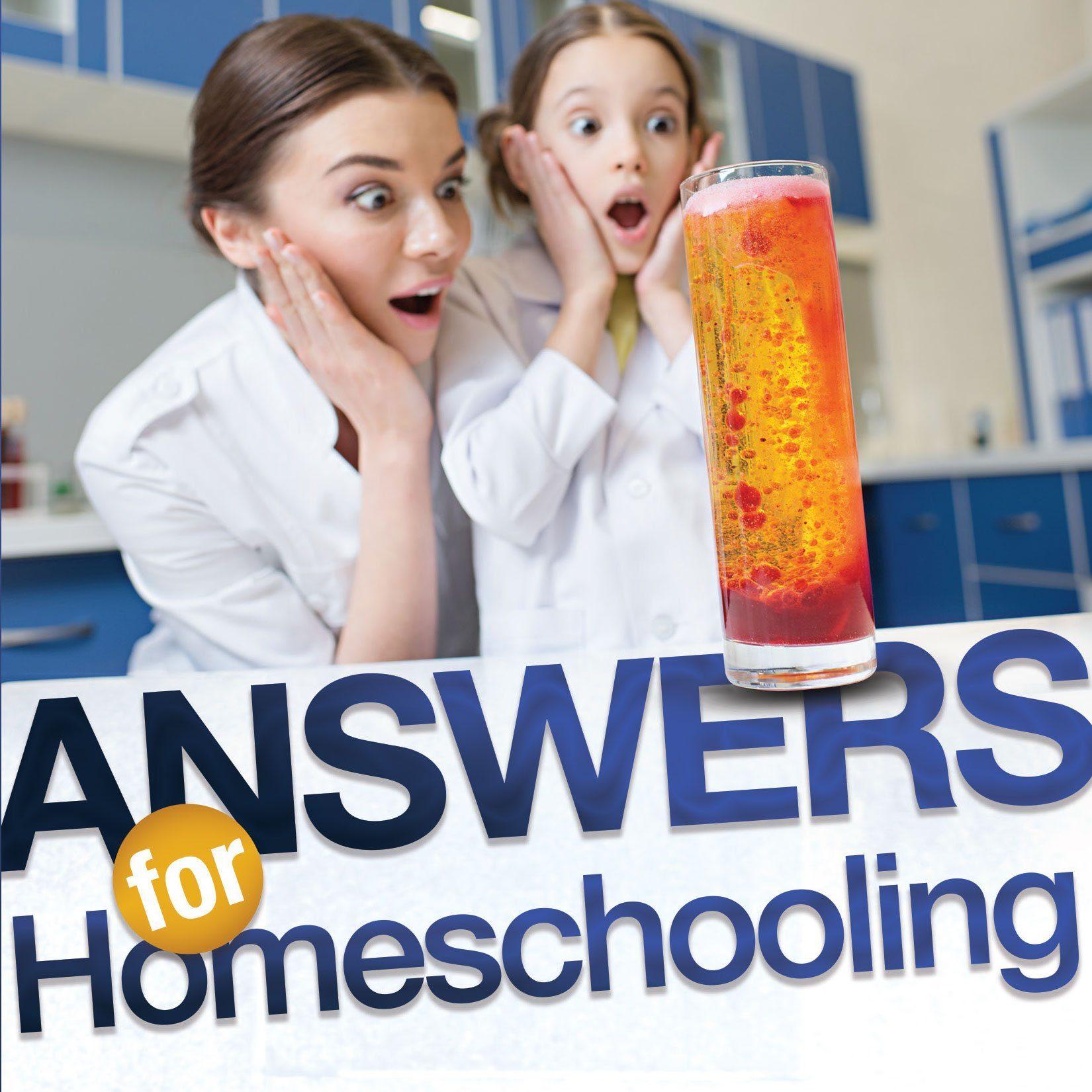 20 Reasons to Homeschool