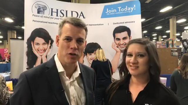 Michael Donnelly of HSLDA Talks Homeschooling at Teach Them Diligently, Nashville