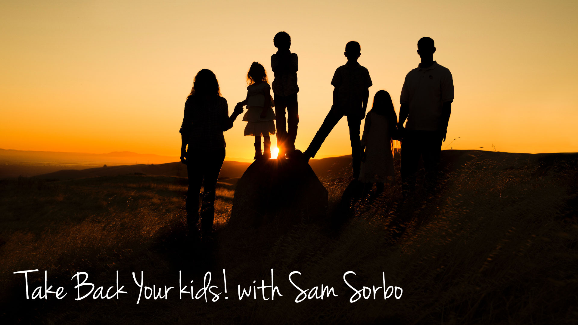 Take Back Your Kids! Interview with Sam Sorbo