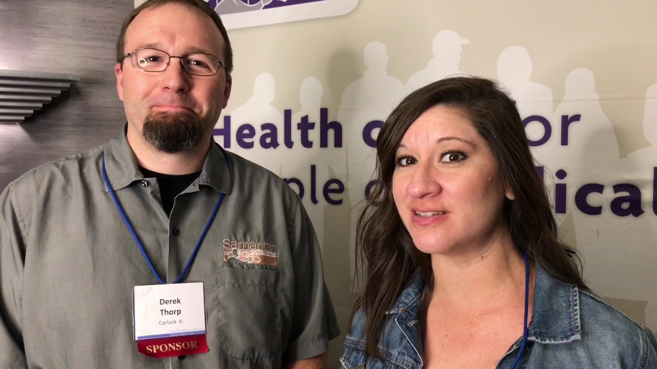 Interview with Derek Thorp of Samaritan Ministries – Educating for Success Home Business Conference
